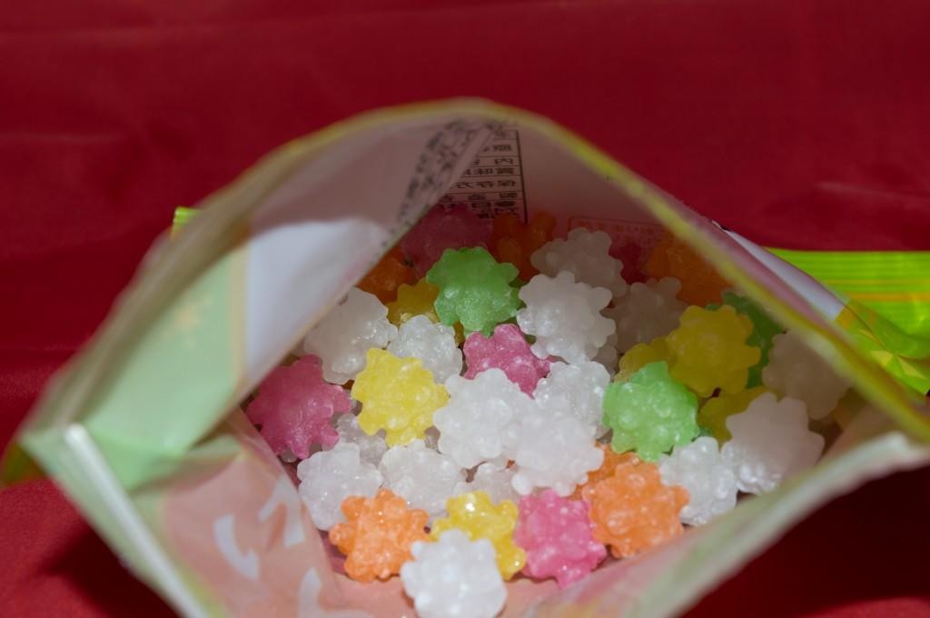 Jlist.com Haruhichan.com Kompeito ~ Five Color Traditional Japanese Candy 2