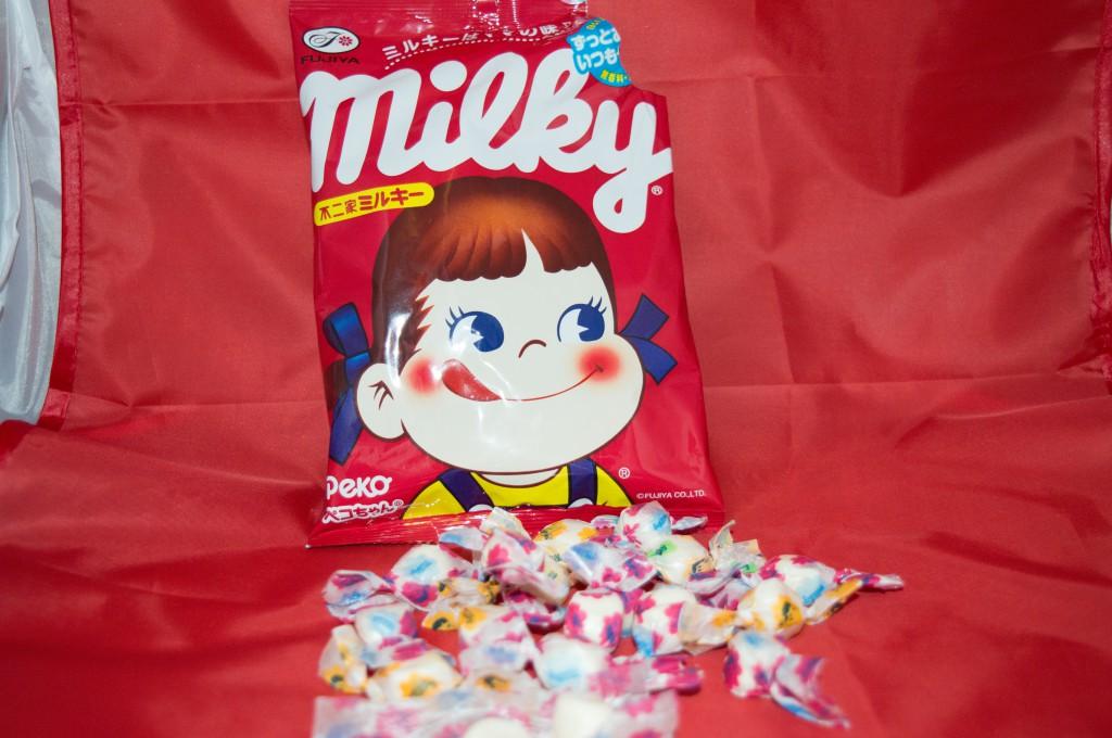 Jlist.com Haruhichan.com Peko-chan Milky Candy