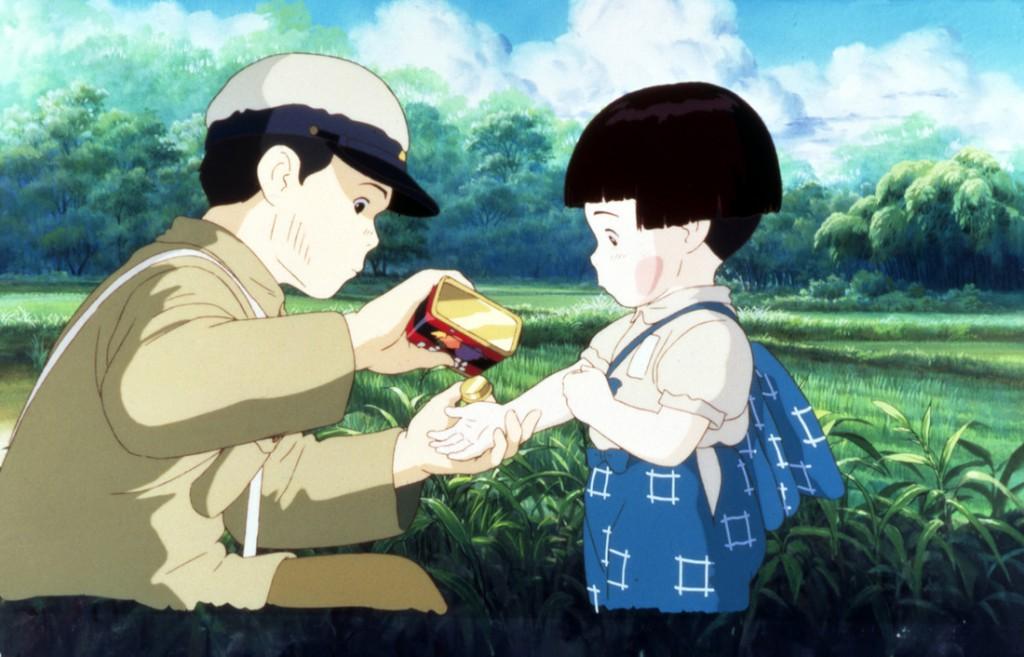Jlist.com Haruhichan.com Seita Setsuko Grave of the Fireflies Hotaru no Haka Sakuma Drops