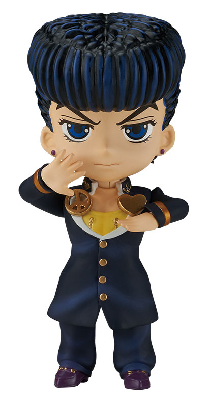 Josuke Looks Cute in New Posable Figure3