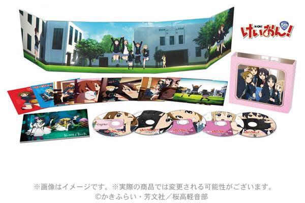 K-ON-5th-Anniversary-Box-Set