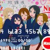 K-On! VIASO Cards Announced in Celebration of 5th Anniversary