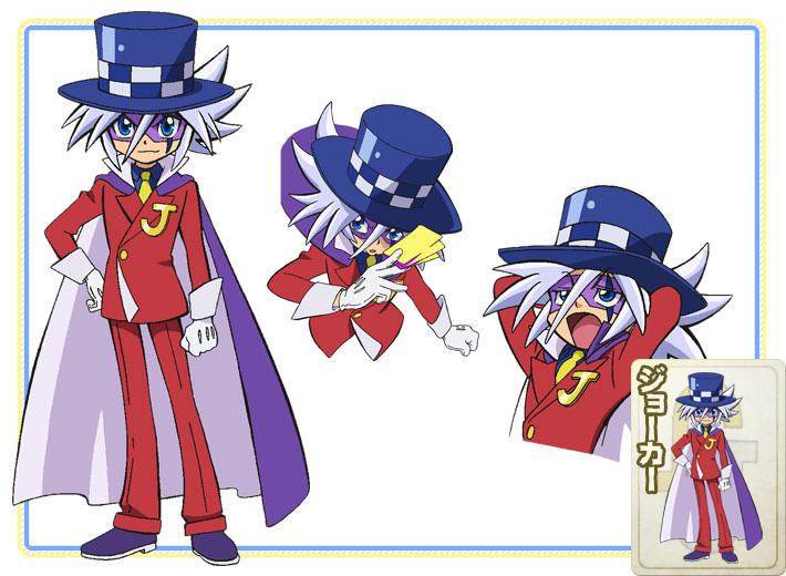 Kaitou-Joker-Anime-Character-Design-Joker