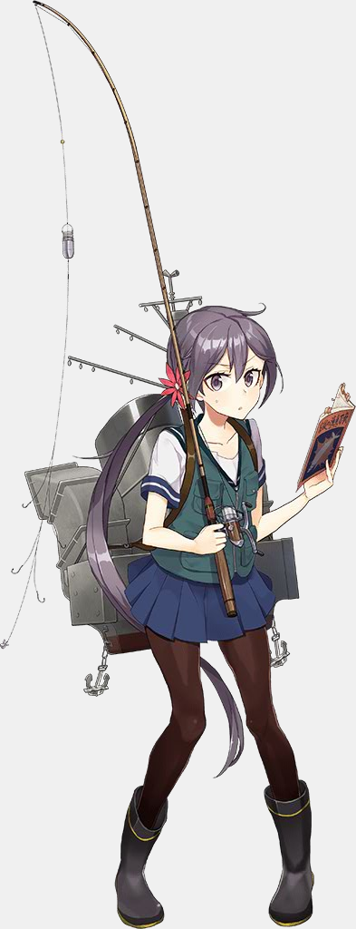 KanColle Browser Game Hosts Fall Mini-Event Ayanami Class Destroyer Akebono 1