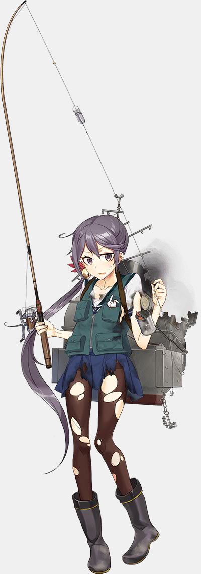 KanColle Browser Game Hosts Fall Mini-Event Ayanami Class Destroyer Akebono 2