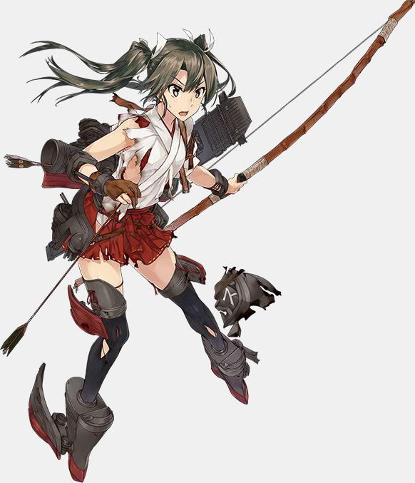 KanColle Browser Game Introduces Halloween CG Shoukaku Class Standard Carrier Zuikaku Third Update 2