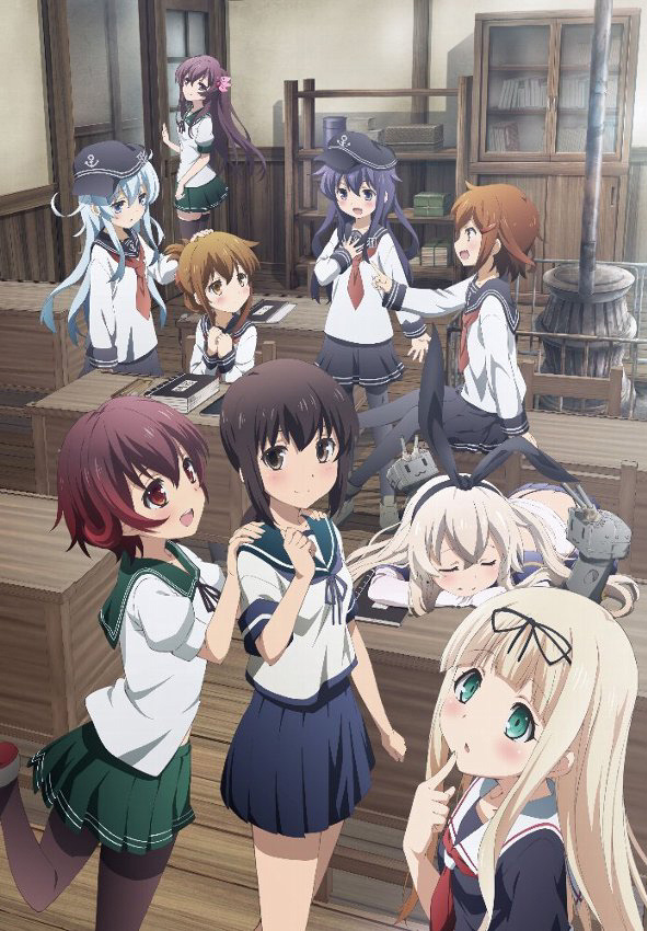Kantai-Collection Anime_Haruhichan.com Visual-3
