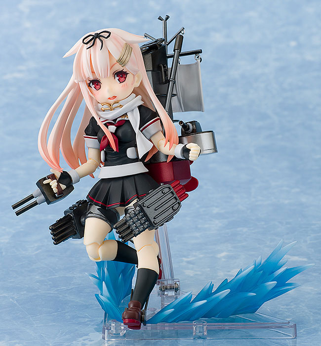 Kantai Collection Yuudachi Kai Ni Parfom anime Figure kancolle 001