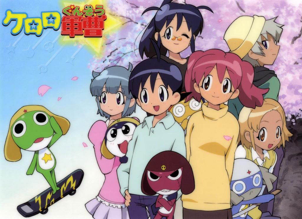 Keroro anime