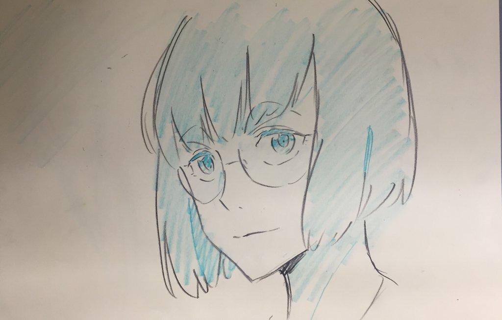 Kill La Kill Character Designer Sushio shares christmas sketches 14