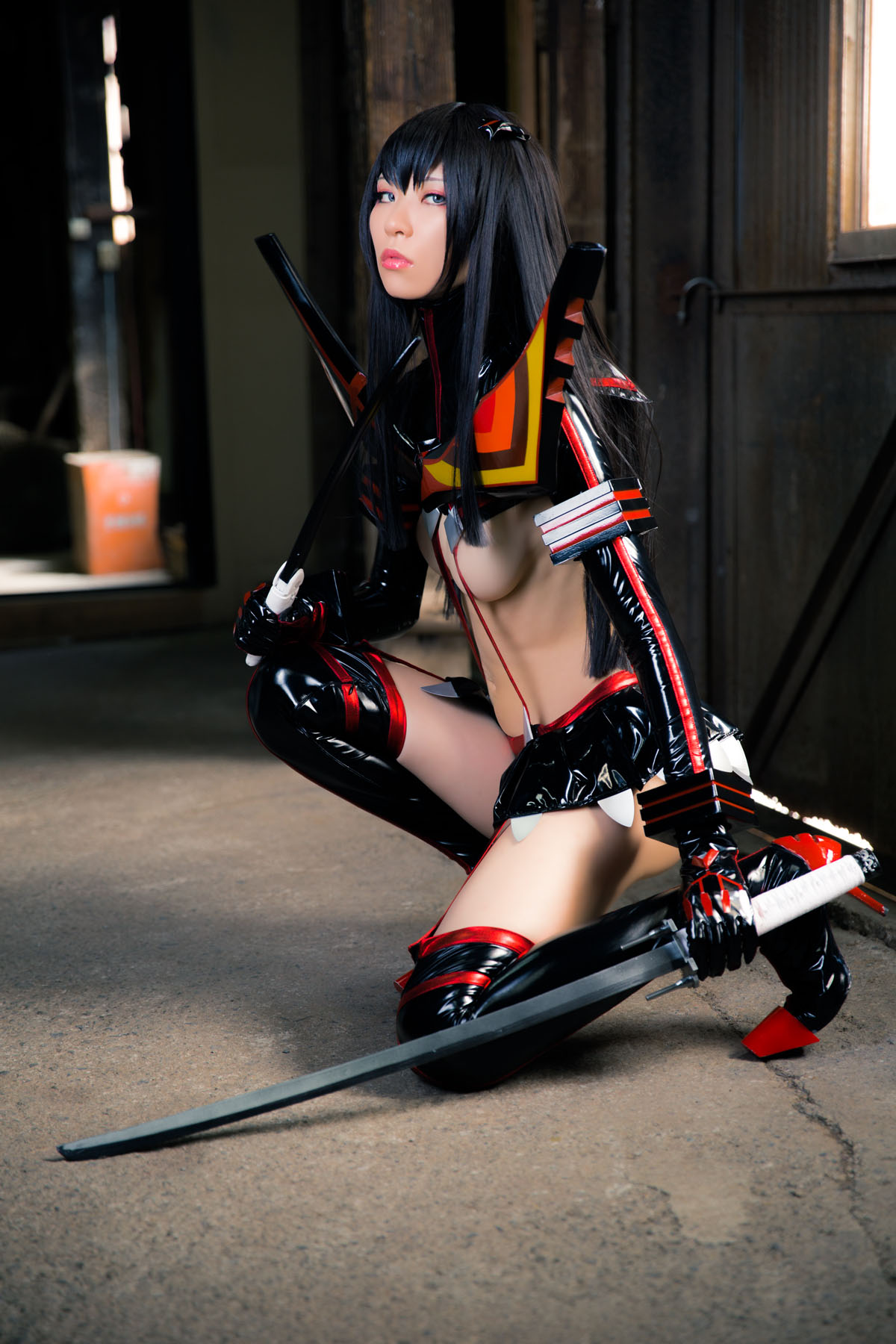 Kill la Kill Satsuki Kiryuuin anime cosplay by Mikehouse 0002