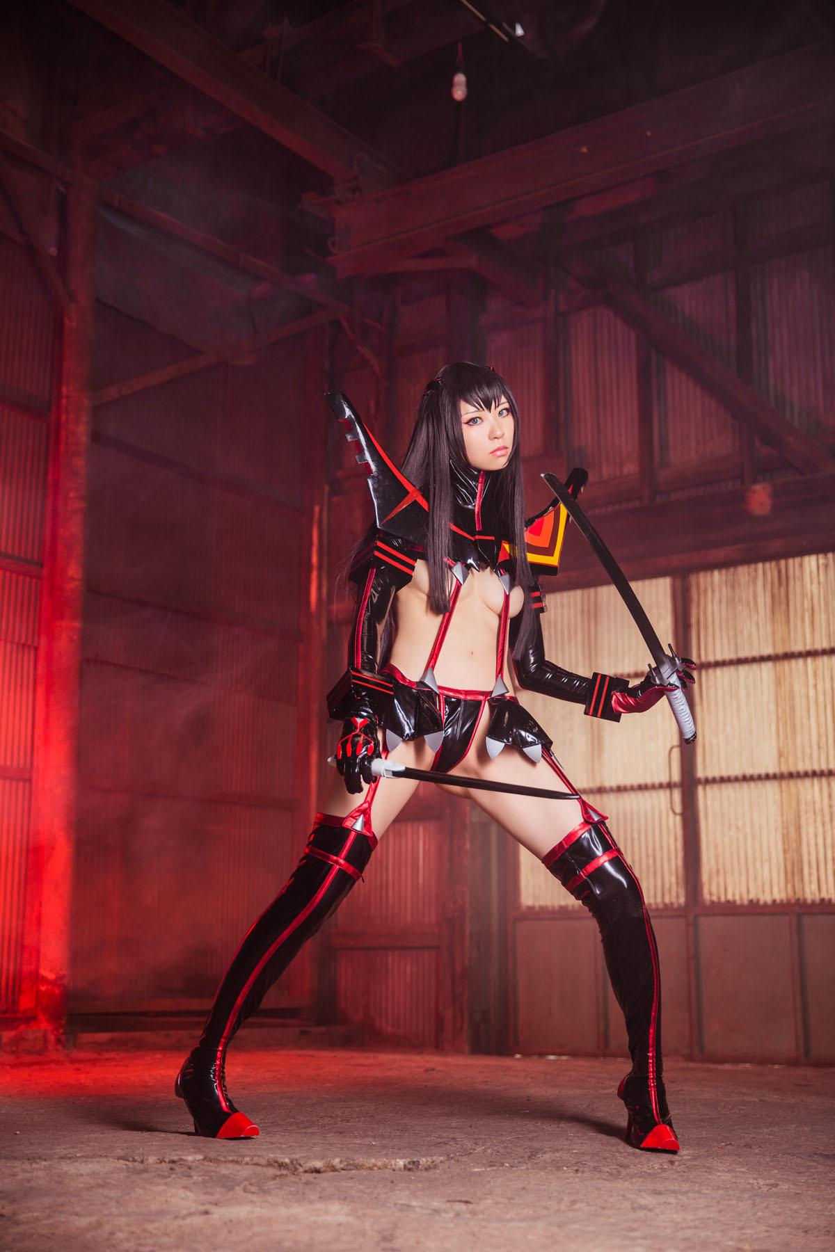 Kill la Kill Satsuki Kiryuuin anime cosplay by Mikehouse 0026