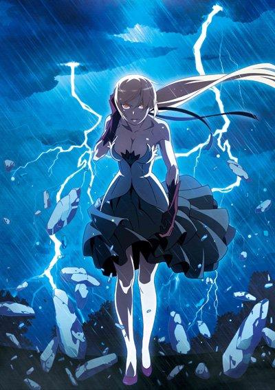 Kizumonogatari Part 2 Nekketsu-hen Anime Visual Revealed
