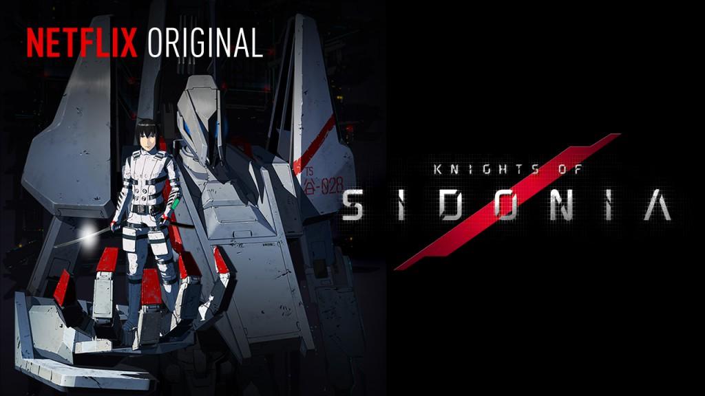 Knights of Sidonia Anime 2014 Haruhichan.com