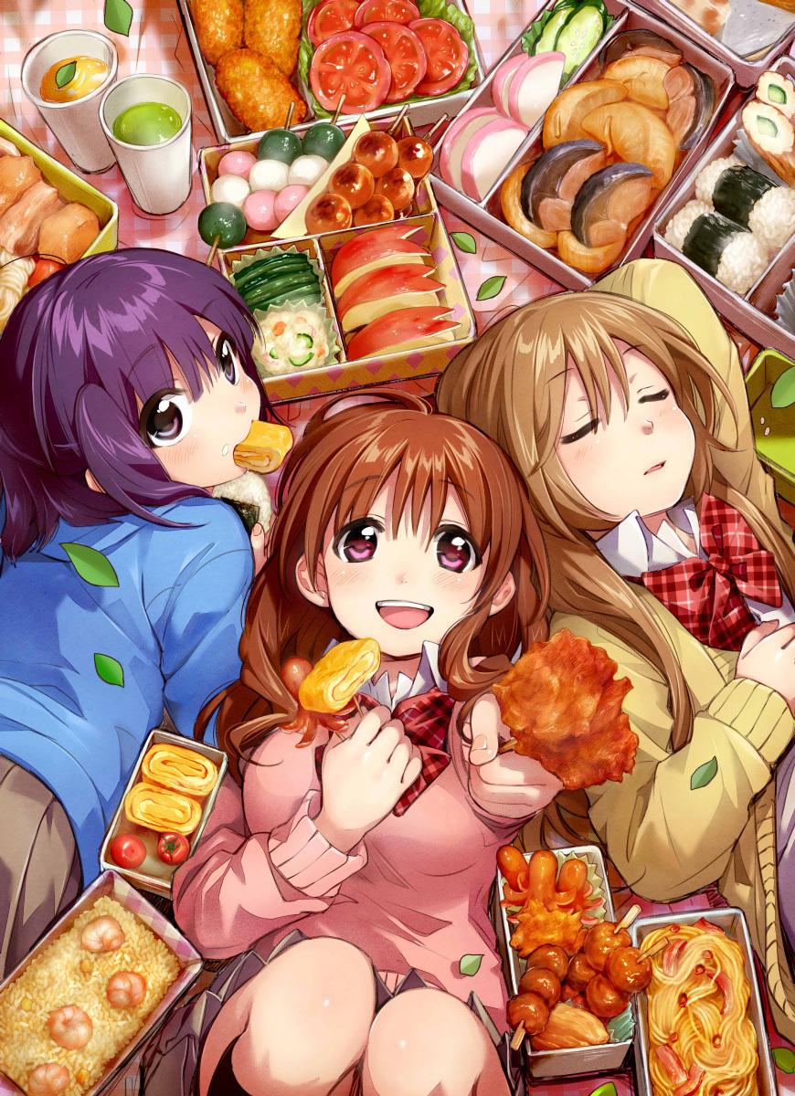 Koufuku-Graffiti-Happy-Cooking-Graffiti-Visual-image-haruhichan.com_幸腹グラフィティ anime 3