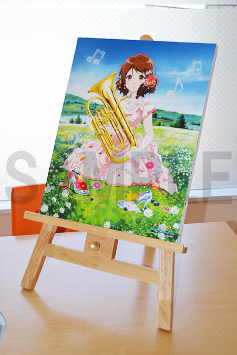 Kumiko Receives Birthday Concert and Goods 4
