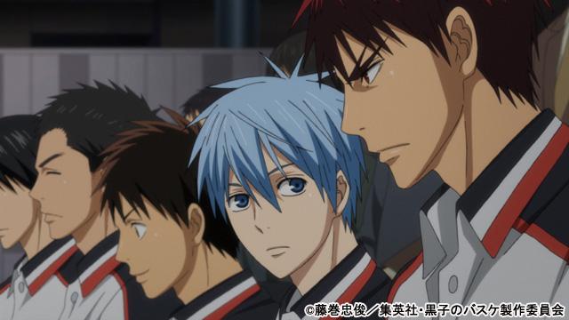 Kuroko no Basket 3rd Season episode 1 screenshot haruhichan.com Kuroko no Basket 3 episode 1 screenshot 1