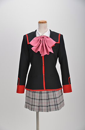 Little Busters!'s Girl Uniform