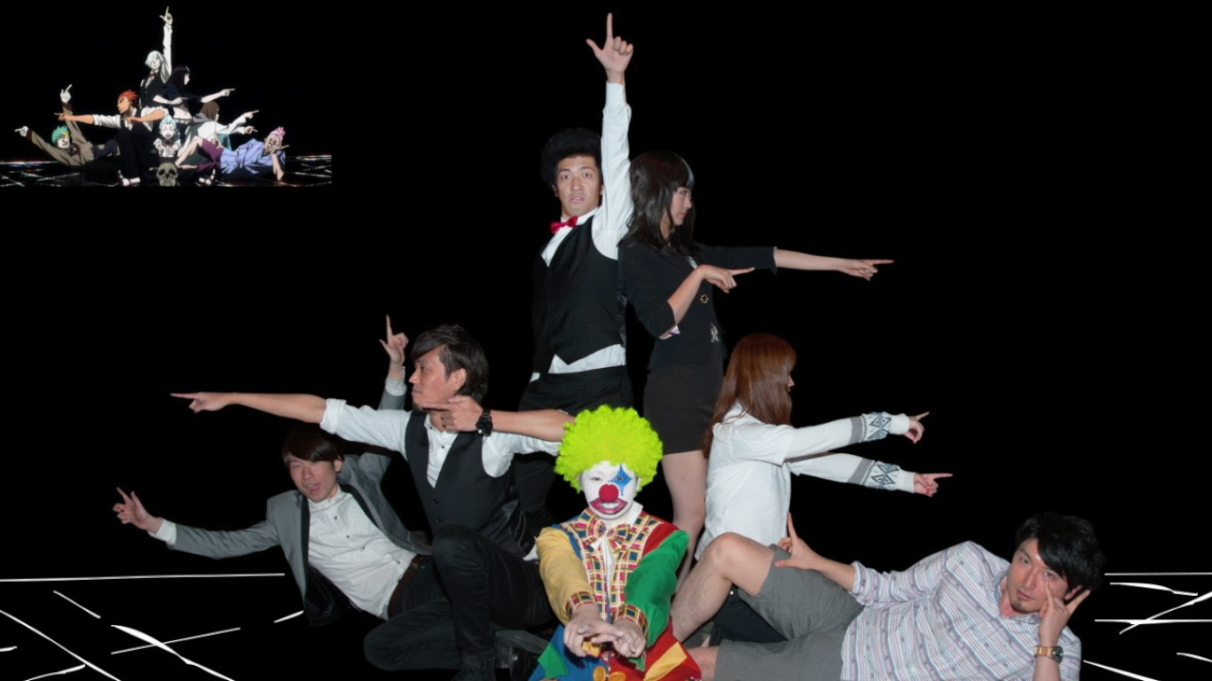 Live Action Reenactment of Death Parade Opening by BRADIO haruhichan.com death parade OP