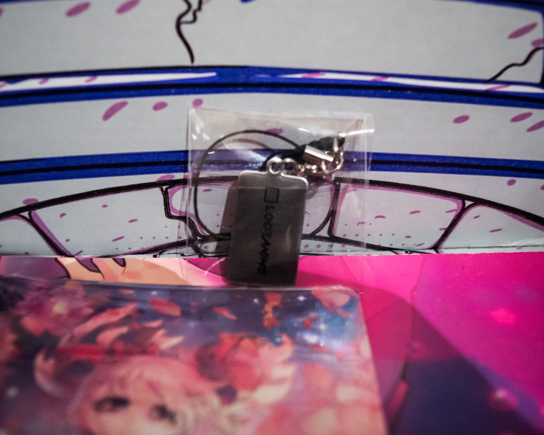 Loot Crate Anime Equip Crate ENCHANT Spotlight 0011