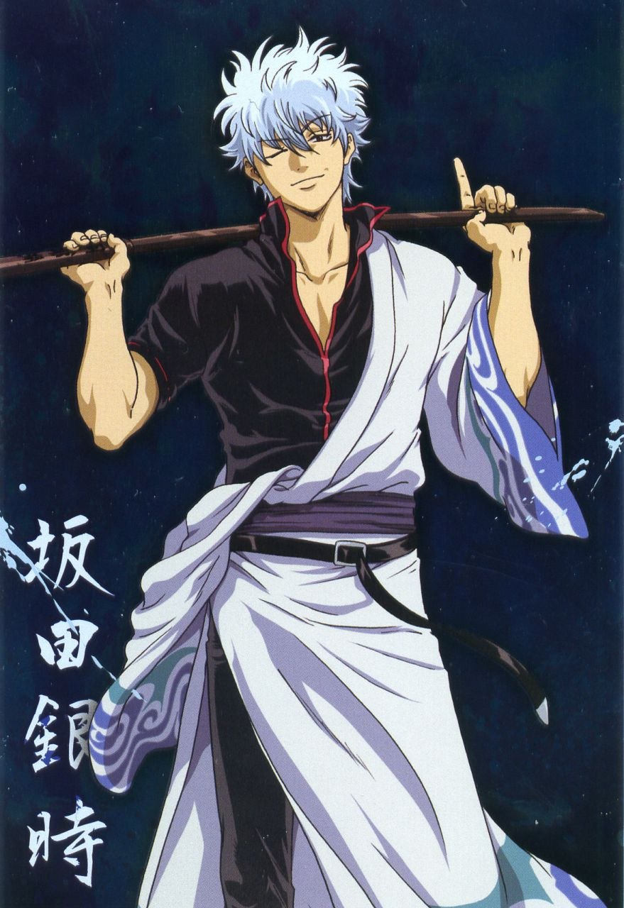 Love Live! Dominates the Top 10 Anime Characters to Get Give Valentine's Day Chocolate Poll haruhichan.com Gintoki Sakata Gintama
