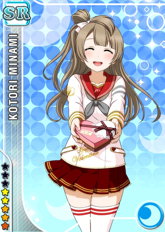 Love Live! Dominates the Top 10 Anime Characters to Get Give Valentine's Day Chocolate Poll haruhichan.com Love Live Kotori Minami