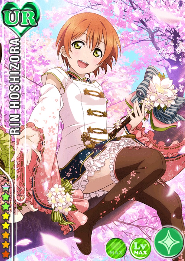 Love Live! Dominates the Top 10 Anime Characters to Get Give Valentine's Day Chocolate Poll haruhichan.com Love Live Rin Hoshizora 2