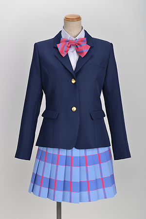 Love Live School Idol Project's Girl School Uniform