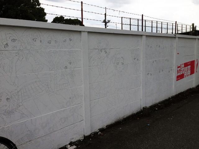 Love Live!'s History in Mural 19
