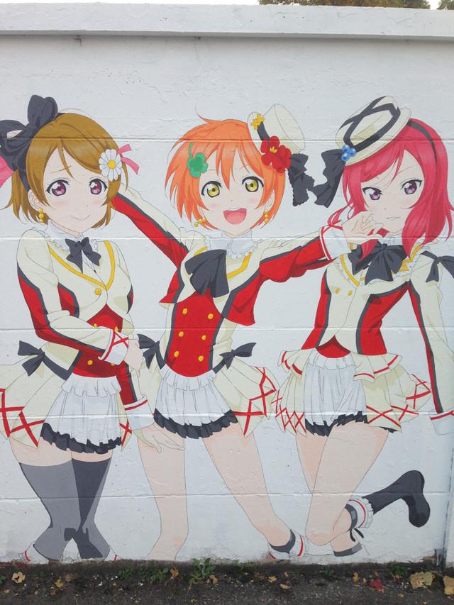 Love Live!'s History in Mural 6