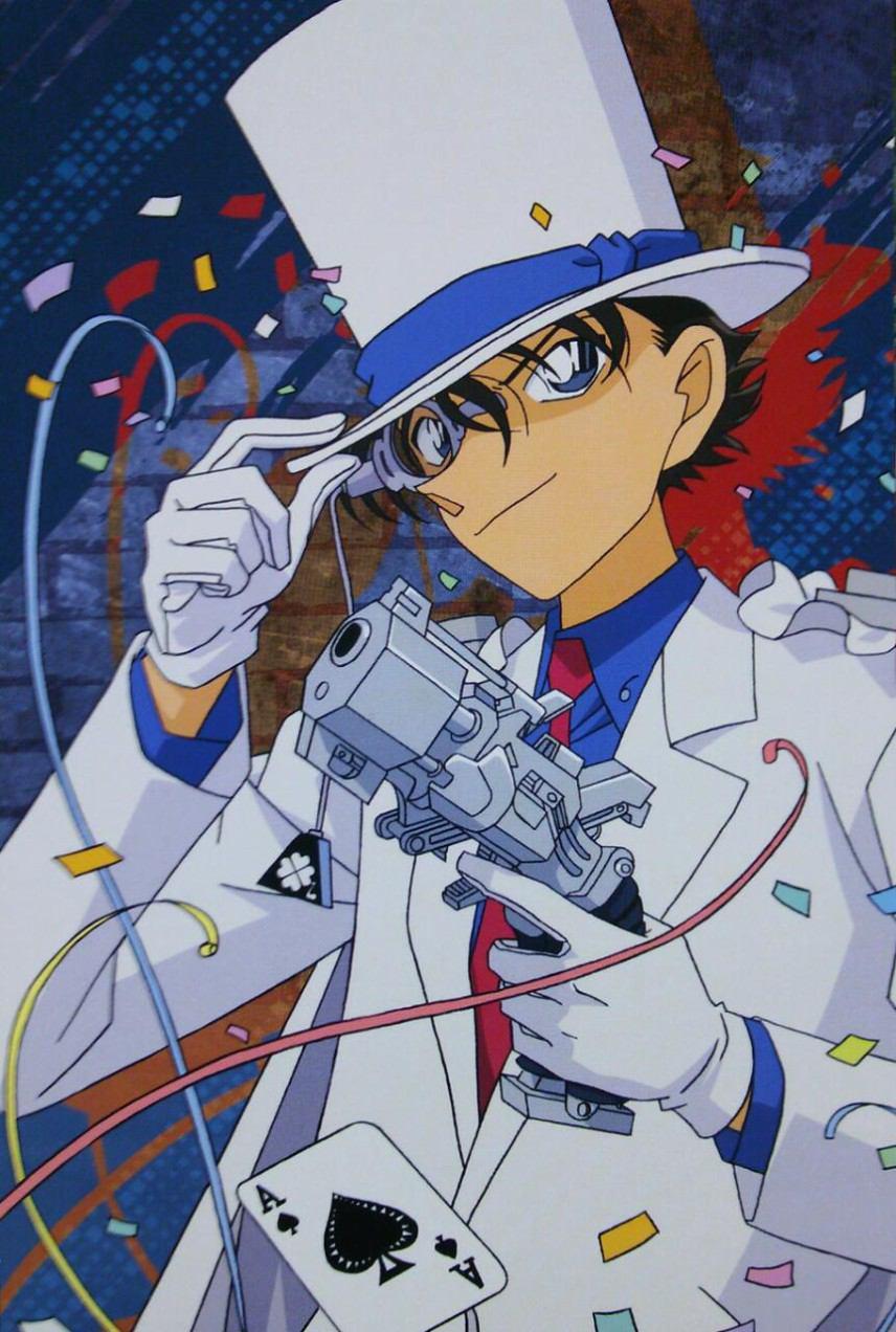 Magic Kaito 1412 anime visual haruhichan.com magic kaito anime