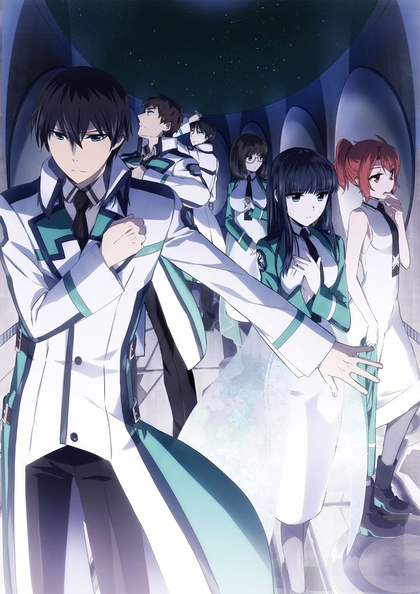 Mahouka Koukou no Rettousei Film Teaser and Key Visual Revealed