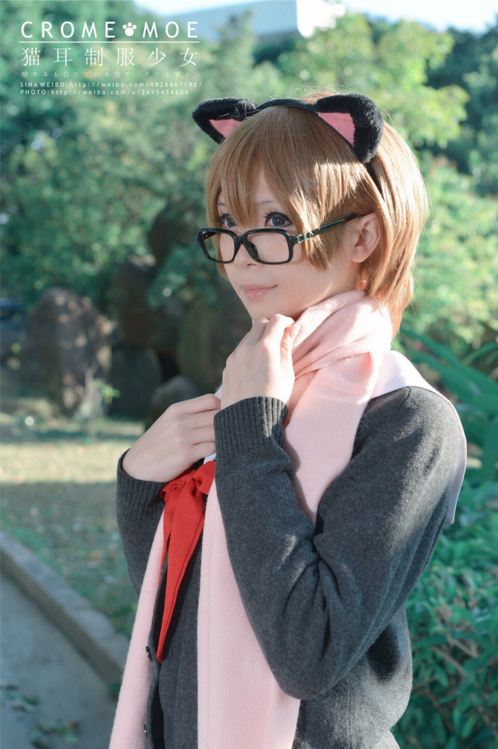 Male Teacher in China Cosplays as Female Characters and His Student Finds Out 11