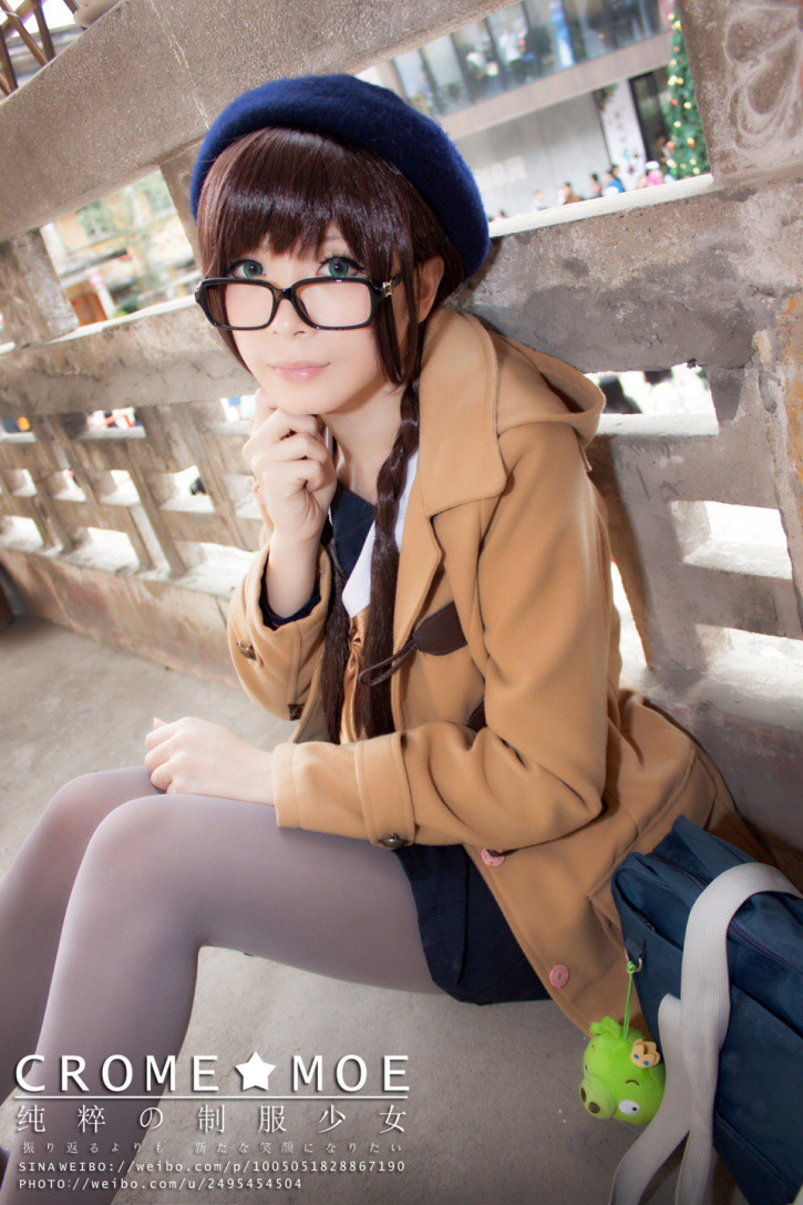 Male Teacher in China Cosplays as Female Characters and His Student Finds Out 7