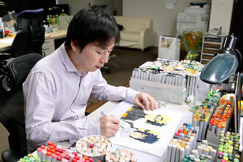 Masashi Kishimoto Naruto