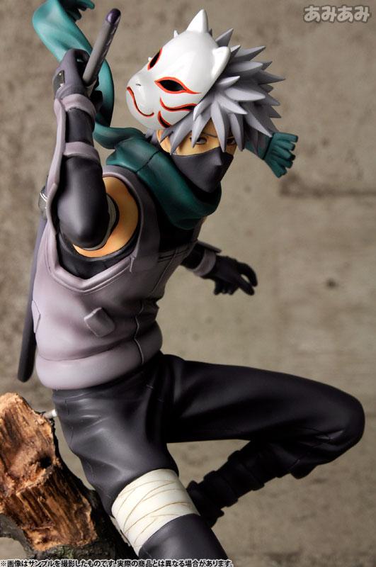 Megahouse Confirms New G.E.M. Figures of Naruto, Sasuke, and Kakashi 12