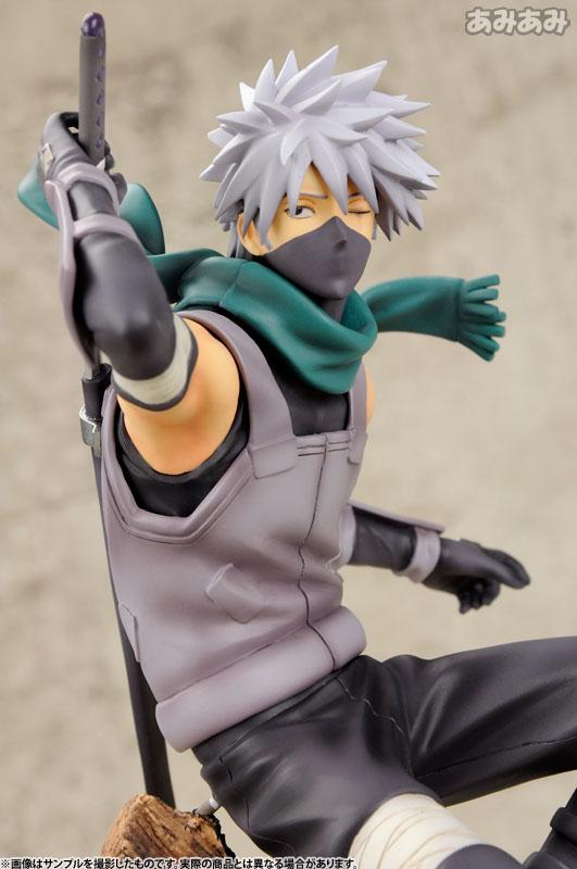 Megahouse Confirms New G.E.M. Figures of Naruto, Sasuke, and Kakashi 13