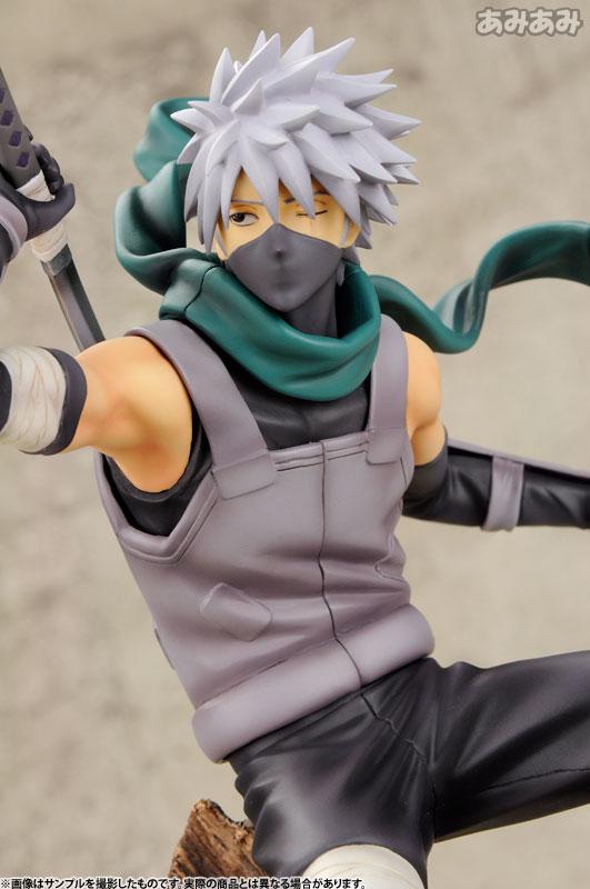 Megahouse Confirms New G.E.M. Figures of Naruto, Sasuke, and Kakashi 14