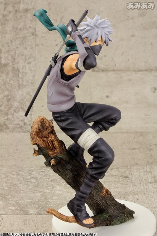Megahouse Confirms New G.E.M. Figures of Naruto, Sasuke, and Kakashi 15