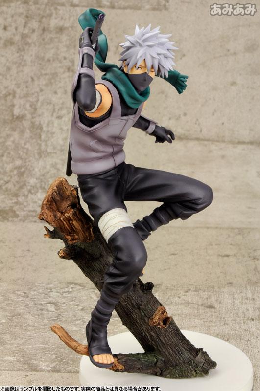 Megahouse Confirms New G.E.M. Figures of Naruto, Sasuke, and Kakashi 16