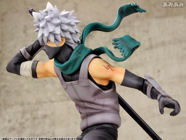 Megahouse Confirms New G.E.M. Figures of Naruto, Sasuke, and Kakashi 17
