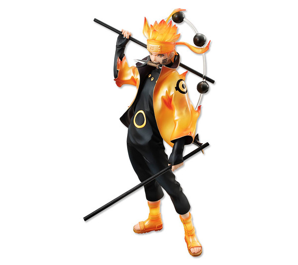 Megahouse Confirms New G.E.M. Figures of Naruto, Sasuke, and Kakashi 18