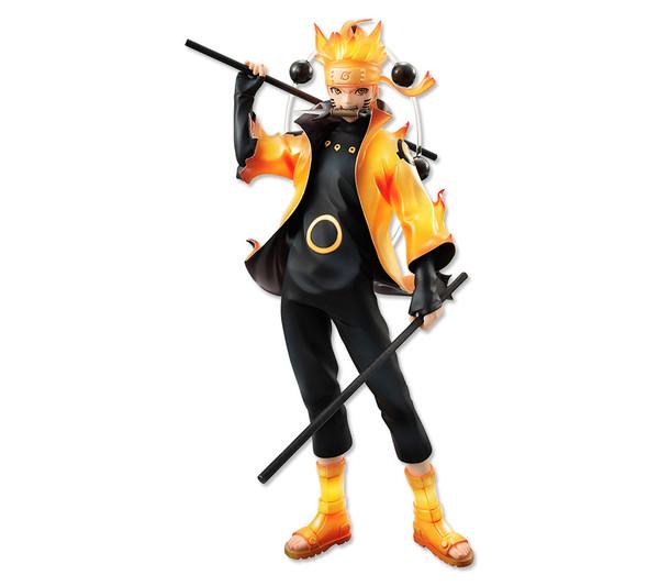 Megahouse Confirms New G.E.M. Figures of Naruto, Sasuke, and Kakashi 19