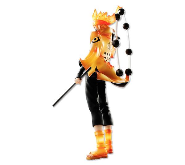 Megahouse Confirms New G.E.M. Figures of Naruto, Sasuke, and Kakashi 20