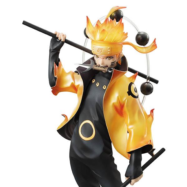 Megahouse Confirms New G.E.M. Figures of Naruto, Sasuke, and Kakashi 23
