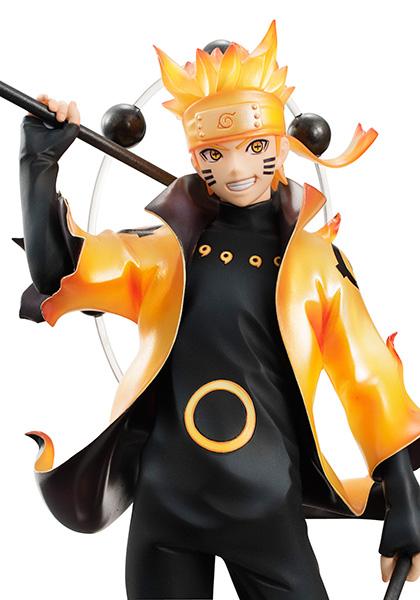 Megahouse Confirms New G.E.M. Figures of Naruto, Sasuke, and Kakashi 25