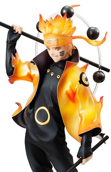 Megahouse Confirms New G.E.M. Figures of Naruto, Sasuke, and Kakashi 26