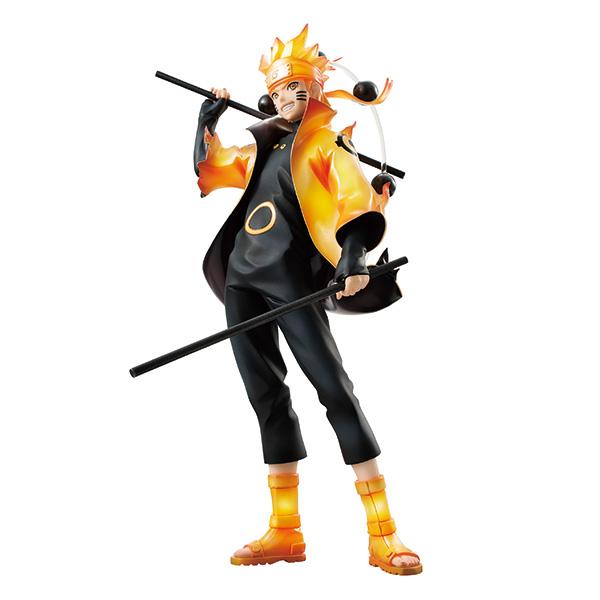 Megahouse Confirms New G.E.M. Figures of Naruto, Sasuke, and Kakashi 27
