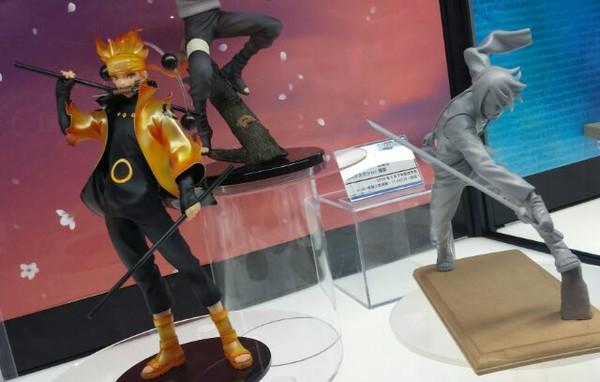 Megahouse Confirms New G.E.M. Figures of Naruto, Sasuke, and Kakashi 7