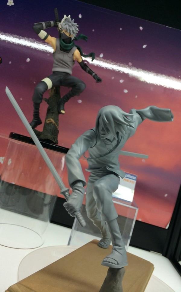 Megahouse Confirms New G.E.M. Figures of Naruto, Sasuke, and Kakashi